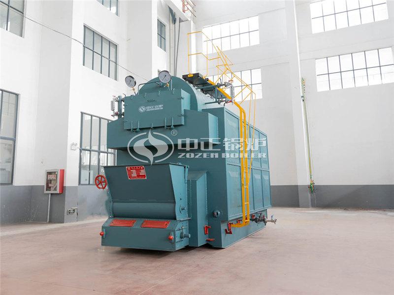 锅炉厂家50吨燃气燃煤锅炉