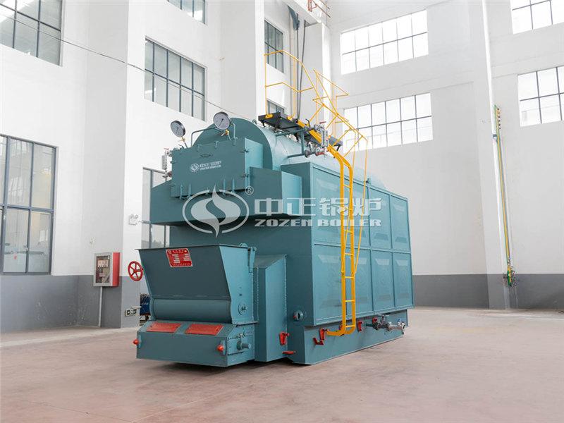 锅炉厂家20t/h环保蒸汽锅炉