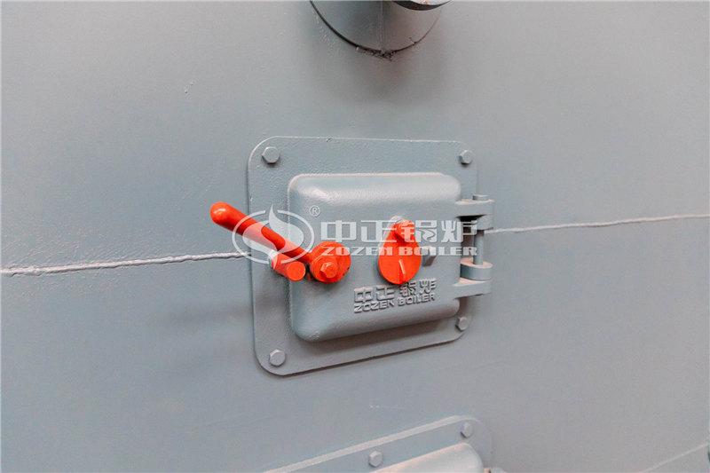锅炉厂家DHL29-1.25/130/70-AⅡ卧式燃煤锅炉