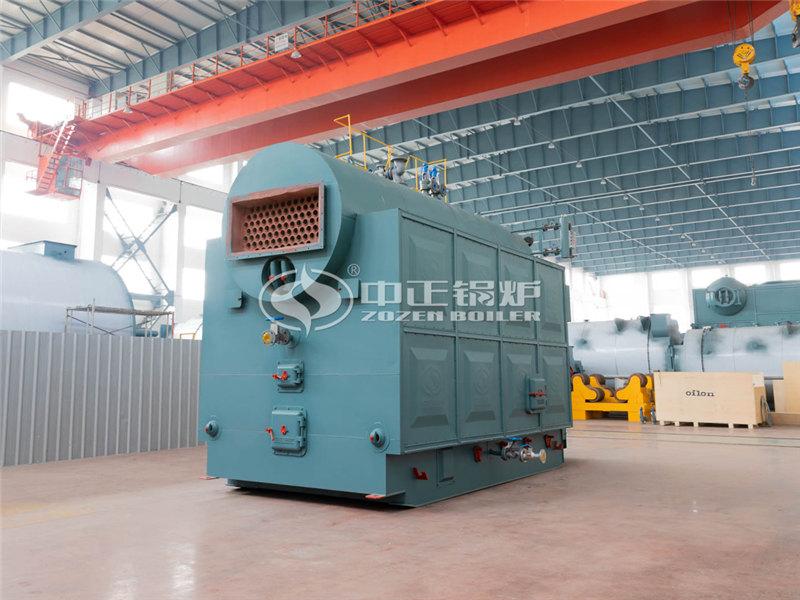 锅炉厂家SHX10.5-1.0/115/70-AⅠ生物颗粒锅炉