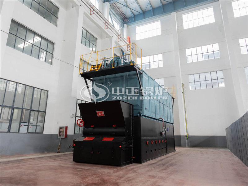 锅炉厂家DZL15-1.60-All煤气锅炉