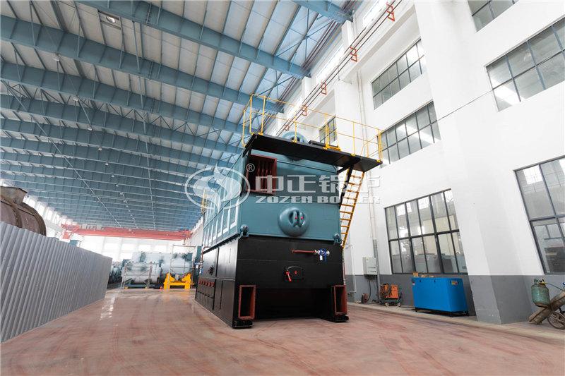 锅炉厂家DHL70-1.6/150/90-M颗粒锅炉