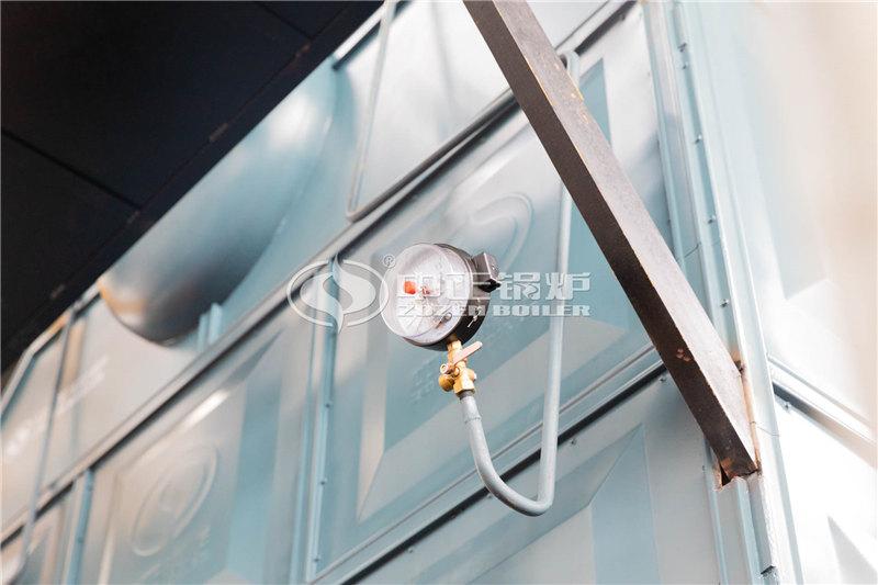 化工行业18t/h无烟燃煤环保节能锅炉