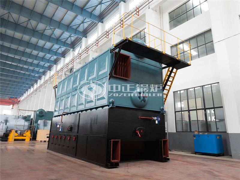 20頓燃煤鍋爐