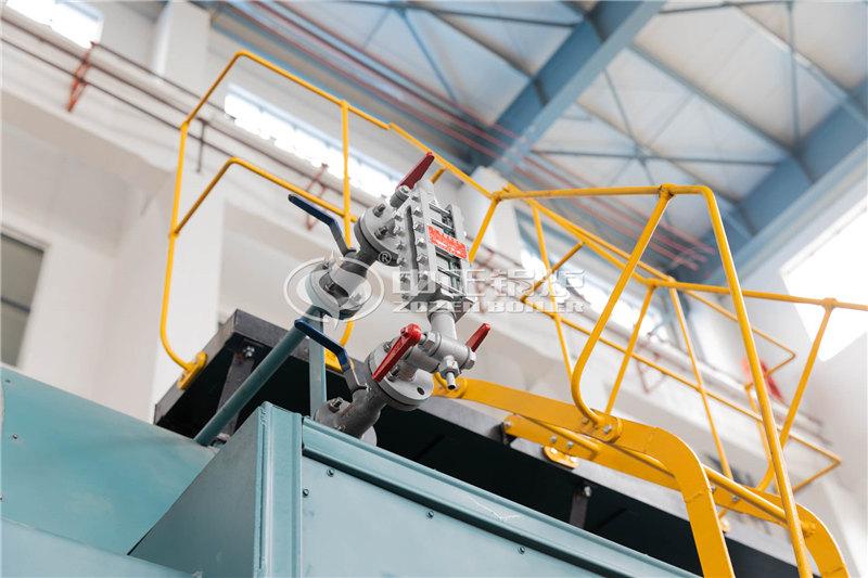 电缆行业6t/h节能环保卧式燃煤热水锅炉