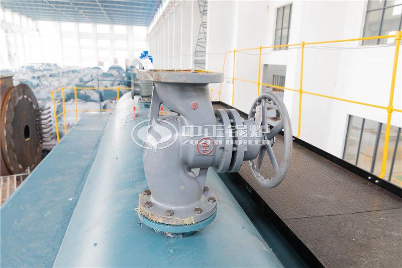 锅炉厂家两吨节能燃气锅炉