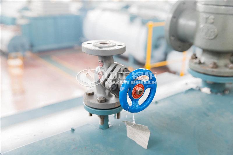 锅炉厂家SZL5.6-1.0/115/70-All煤气锅炉