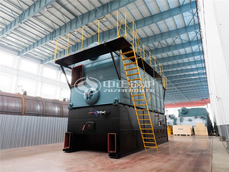 锅炉厂家90吨生物质颗粒燃料锅炉