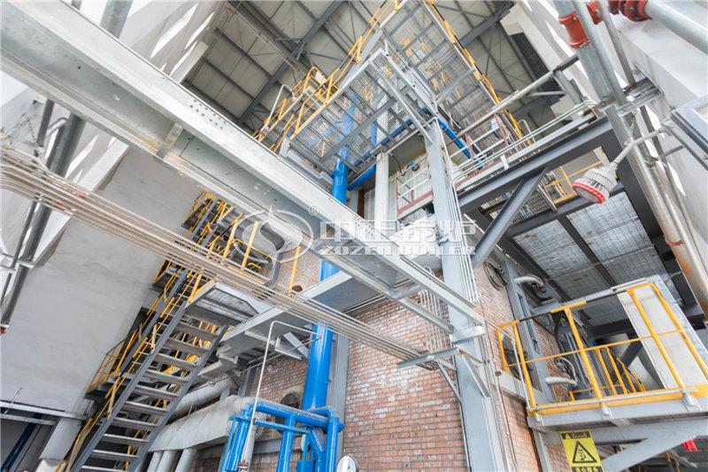 锅炉厂家SZL14-1.0/115/70-M火管式锅炉