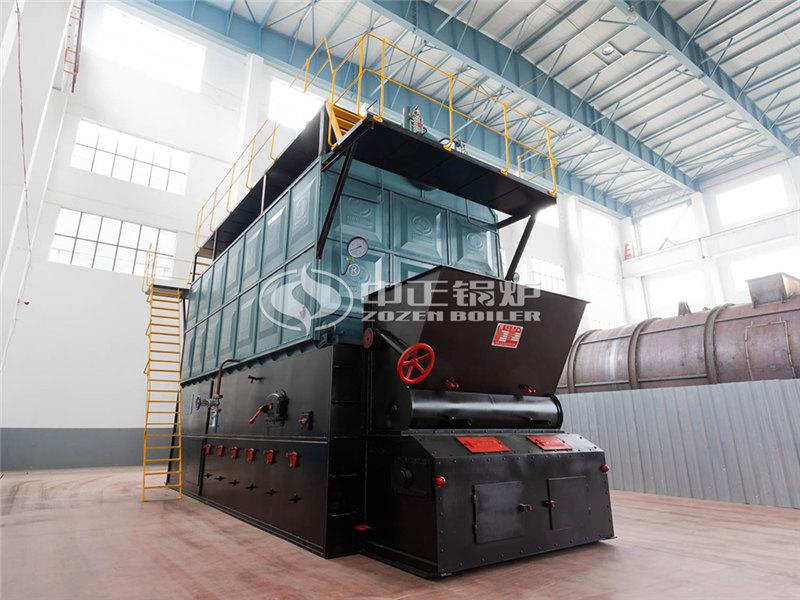 锅炉厂家DZL15-1.60-All生物质工业锅炉