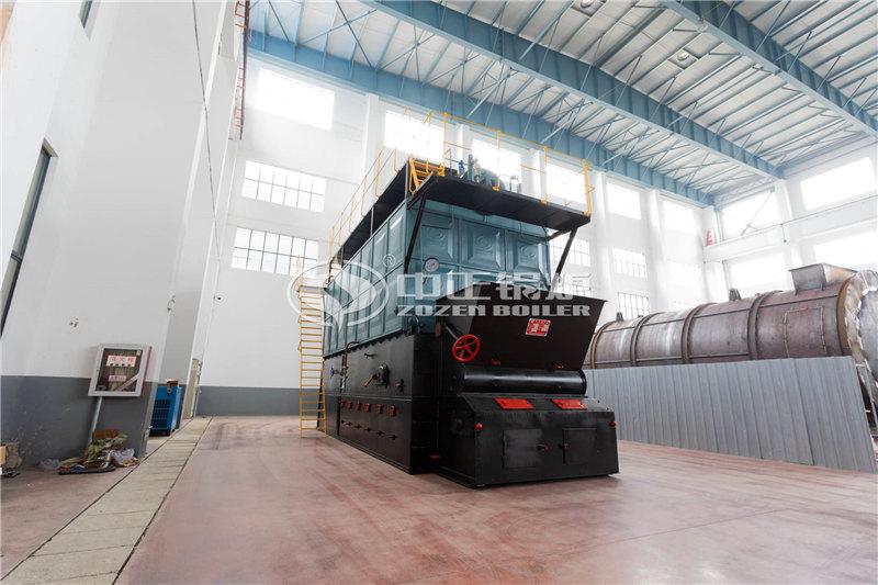 锅炉厂家DHL75-1.25-AⅡ煤炭锅炉