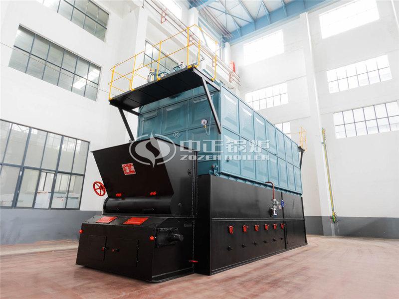 锅炉厂家46MW燃气热水锅炉