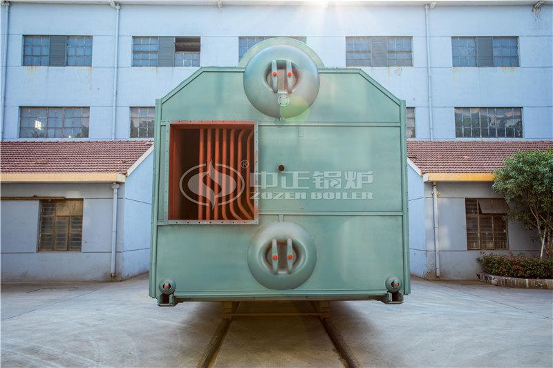 锅炉厂家80T秸秆颗粒锅炉