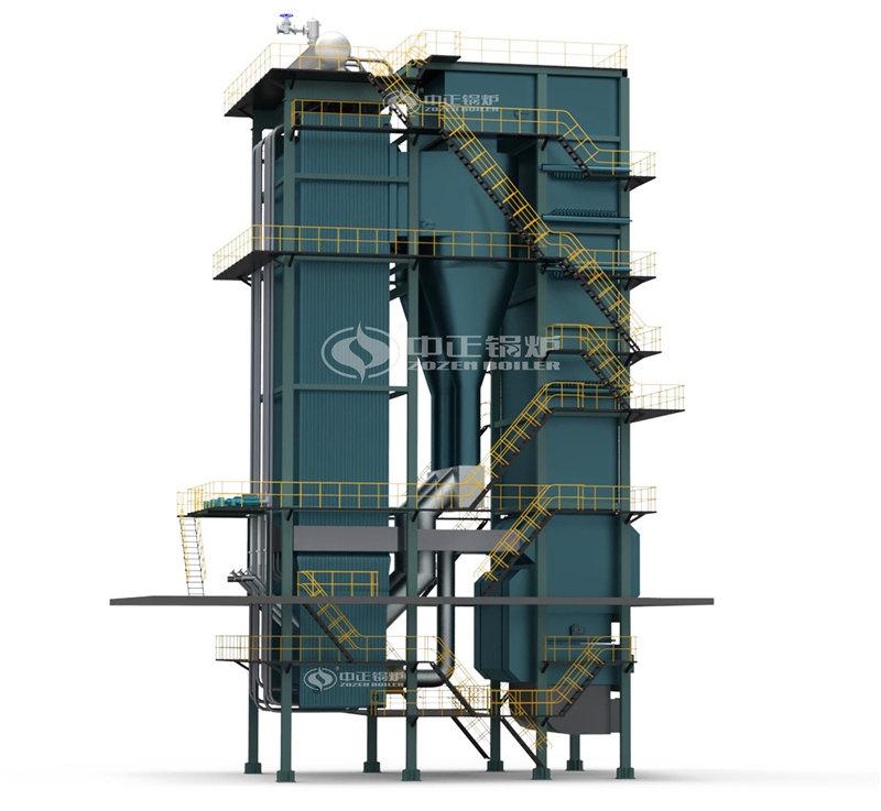 食品行业60吨高效燃煤锅炉节能环保