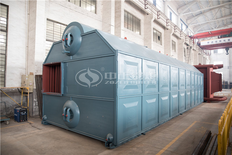 河南45吨燃油锅炉改造生物质锅炉规格
