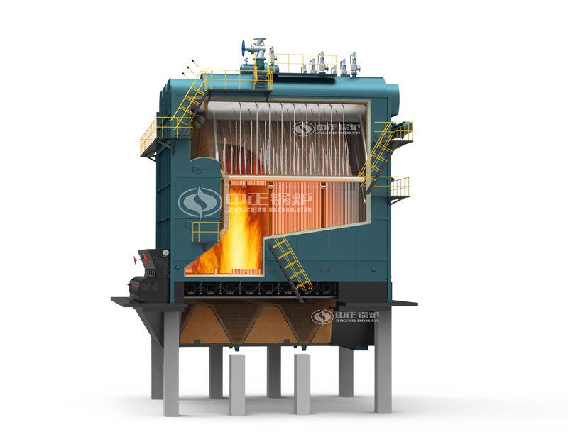 锅炉厂家SZL4-1.60-AⅡ生物质工业锅炉