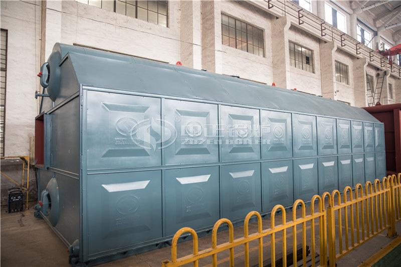 印染行业65t/h高效燃煤锅炉节能环保