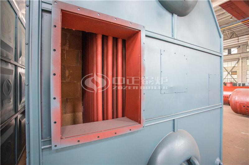 锅炉厂家17.5MW颗粒生物质锅炉