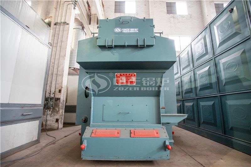 锅炉厂家DZL1.4-0.7/95-70-AⅡ火管锅炉