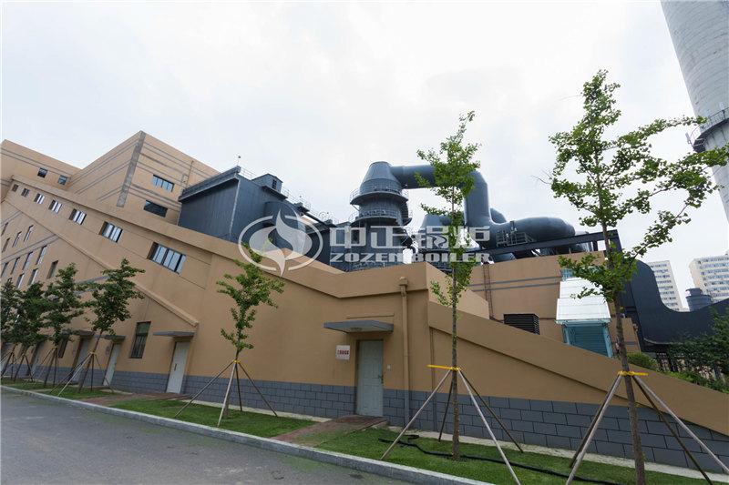供热行业25吨节能燃煤锅炉