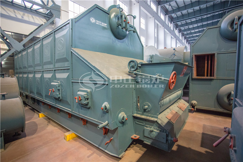 【西安】燃煤环保锅炉改造除尘改造