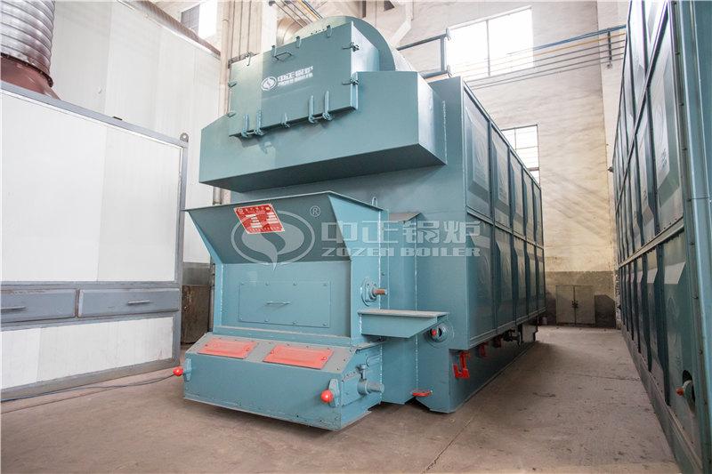 锅炉厂家SZL4-2.45-M卧式燃煤锅炉