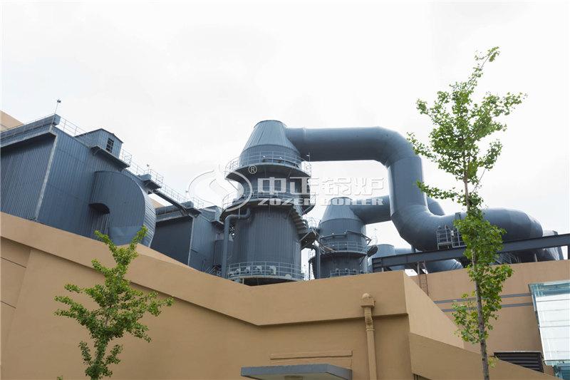 锅炉厂家4吨水管锅炉