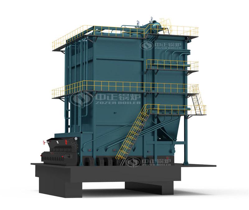 锅炉厂家DZL4-1.25-M工业用蒸汽锅炉