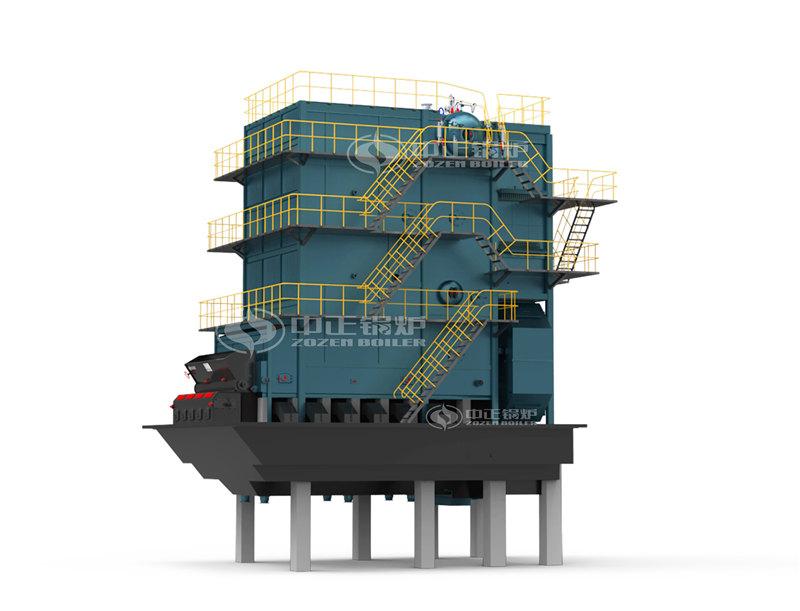 锅炉厂家SZL7.0-1.0/115/70-All煤气锅炉