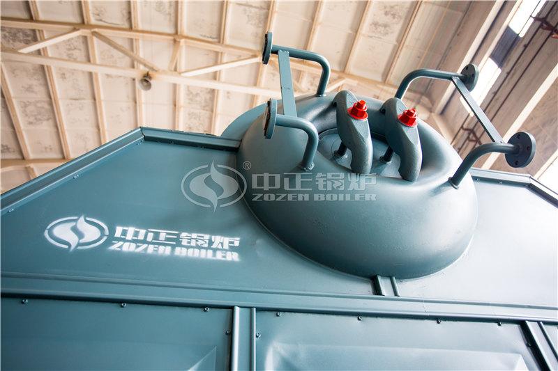 锅炉厂家SZL6-1.25-M数控燃煤锅炉