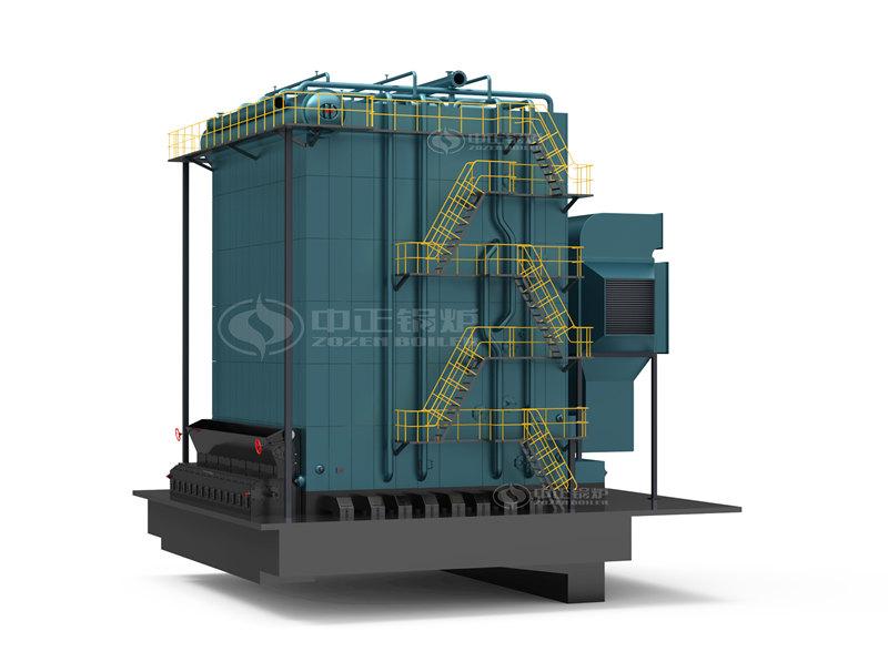 锅炉厂家八十吨天燃气热水锅炉