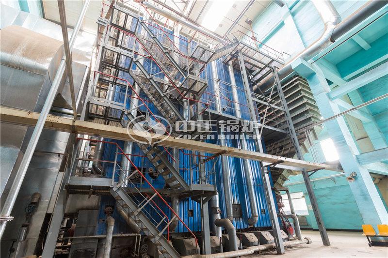 锅炉厂家DHL58-1.6/150/90-M生物质锅炉