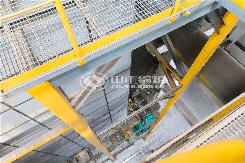 锅炉厂家SZL8-2.45-AⅡ生物燃料锅炉