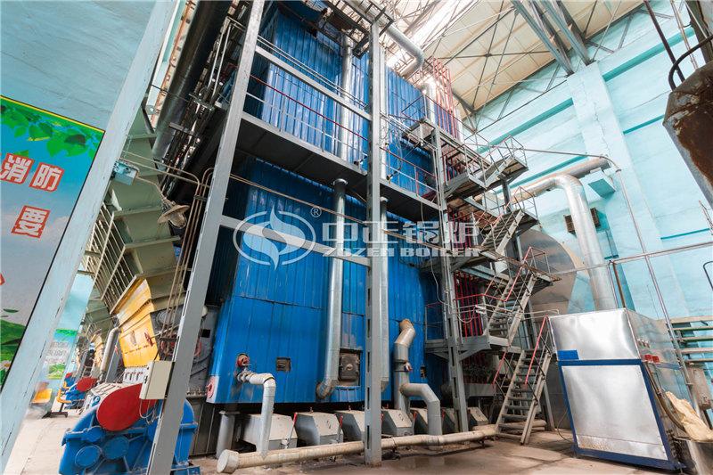 锅炉厂家4吨卧式燃煤锅炉