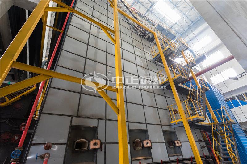 锅炉厂家六十五吨大型燃气锅炉