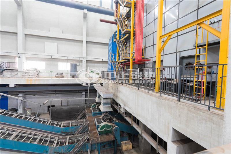 锅炉厂家10.5MW节能燃气锅炉