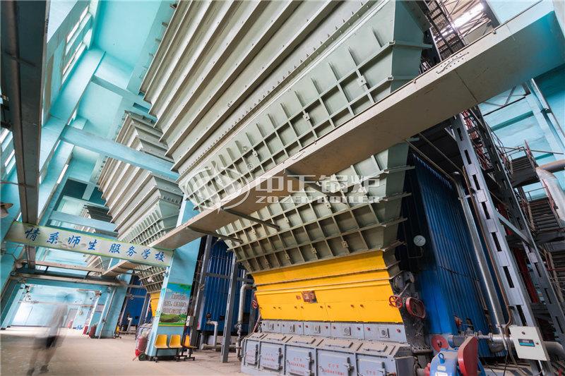 锅炉厂家6t/h燃煤节能环保锅炉